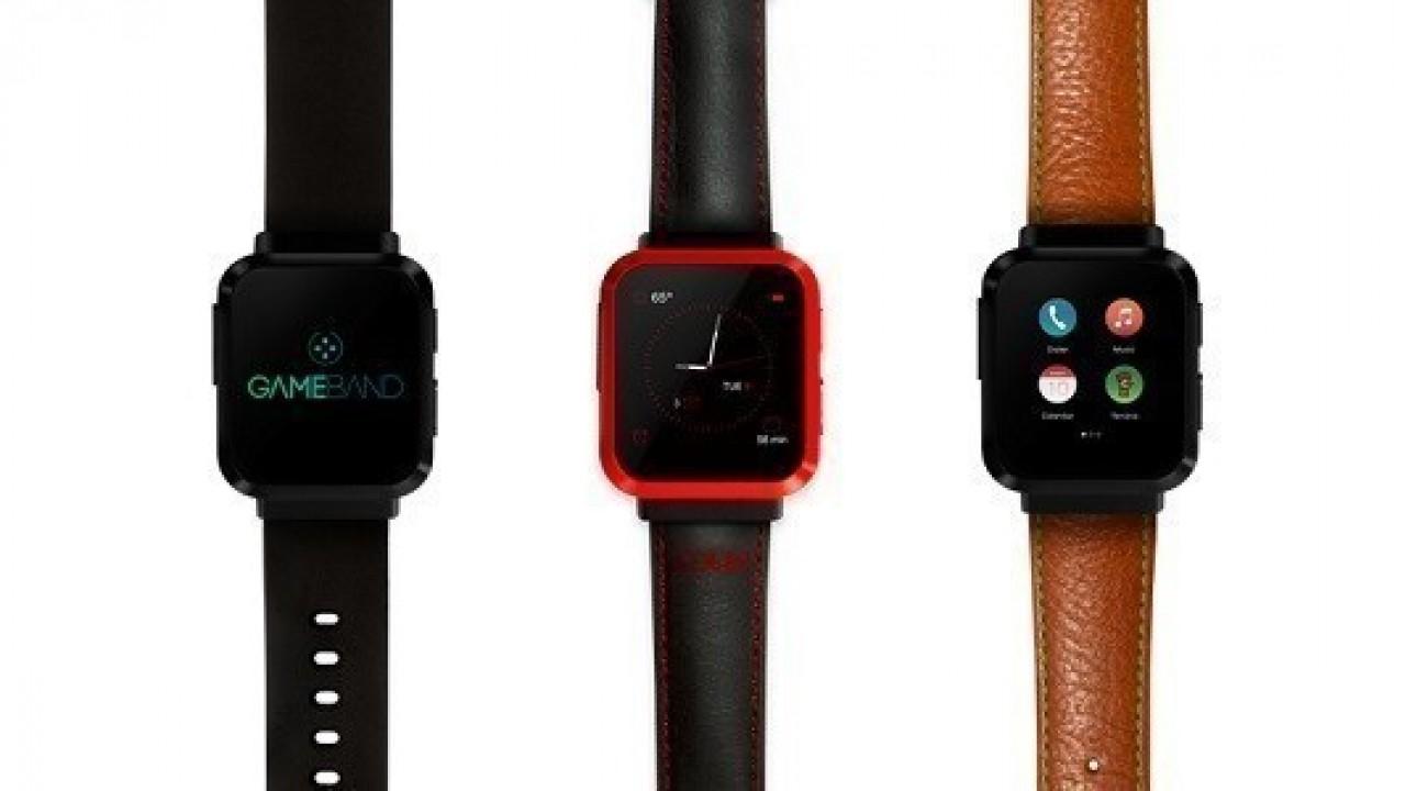 Gameband akıllı saat Atari oyunlarını kolunuza getiriyor