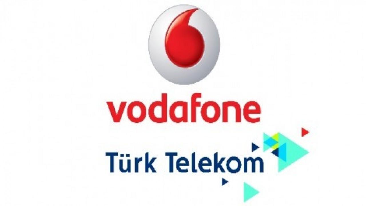Türk Telekom ve Vodafone'dan Ortak Alt Yapı Atağı