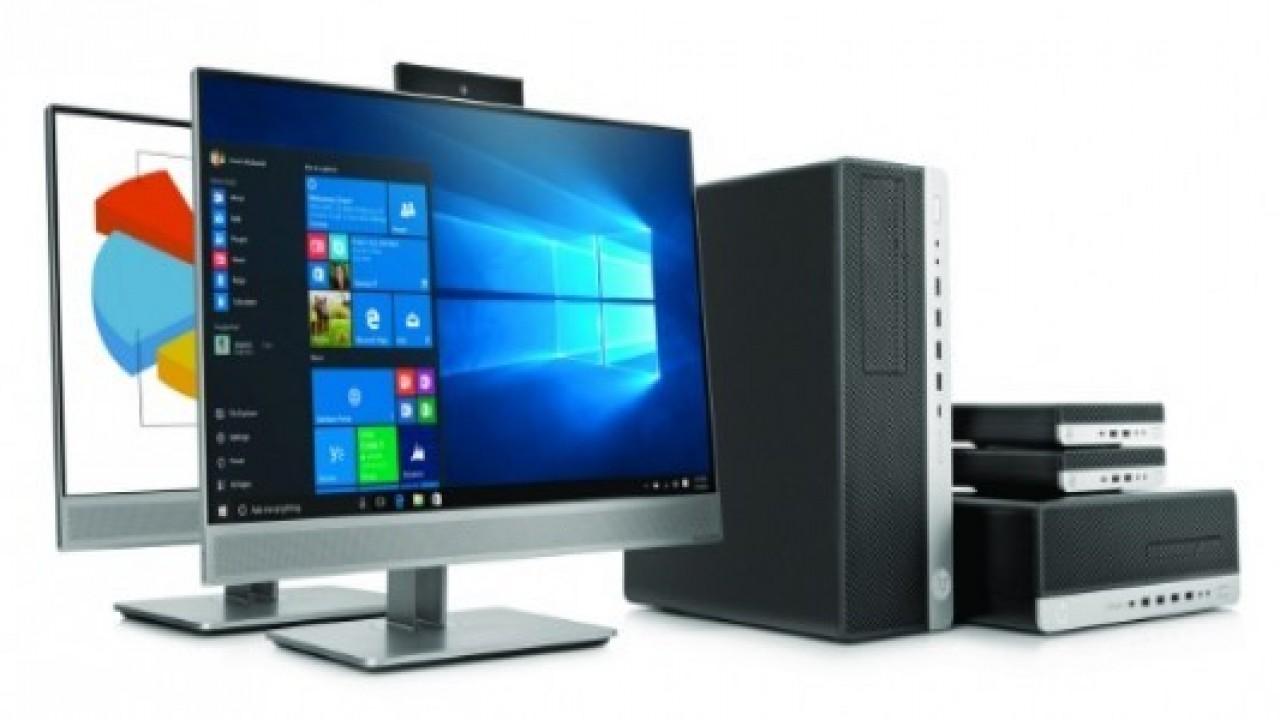 HP, Yeni Elite ve AİO Serisi Masaüstü Bilgisayarlarını Duyurdu