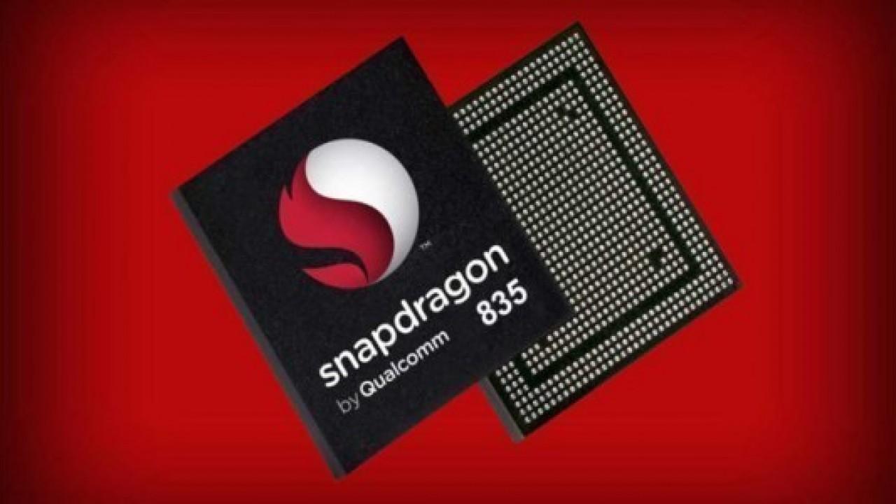 Snapdragon 835, Karşılaştırmalı Benchmark Testleri Geldi