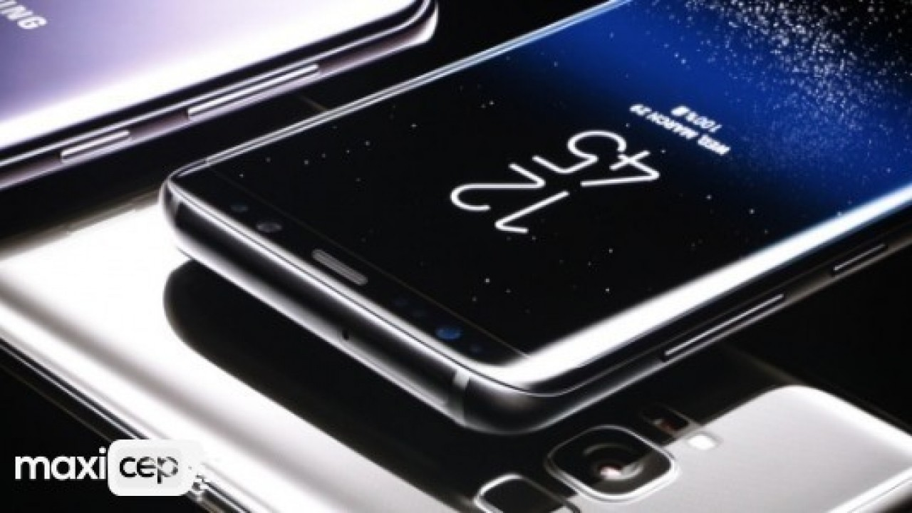 Samsung, Galaxy S8 ve S8+ in Resmi Tanıtım Videosu Yayınladı