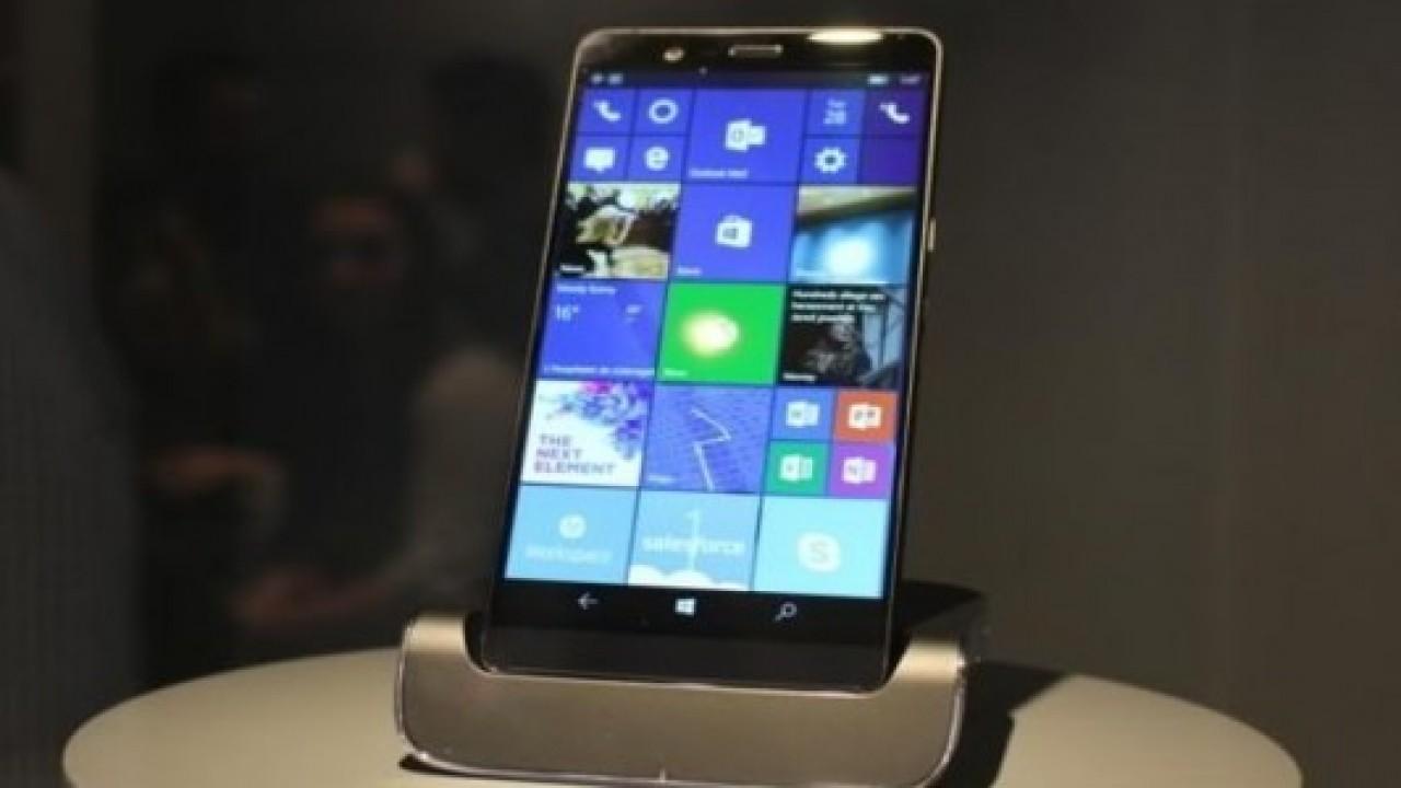 Yeni HP Elite X3 Windows Akıllı Telefon Yakında Piyasaya Çıkabilir