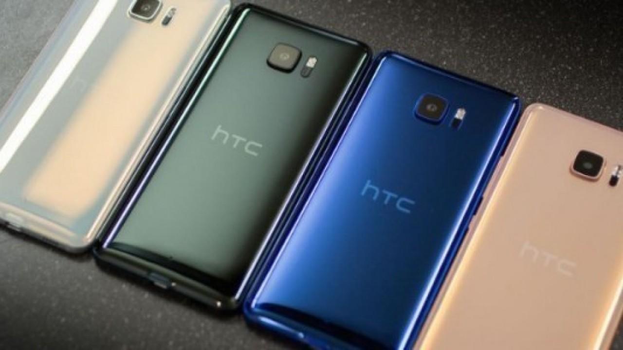 HTC'nin Gerçek Amiral Gemisi HTC U İlk Kez Görüntülendi