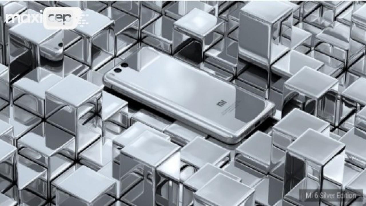 Xiaomi Mi 6, Dört Taraftan Kavisli Ekranla Duyuruldu