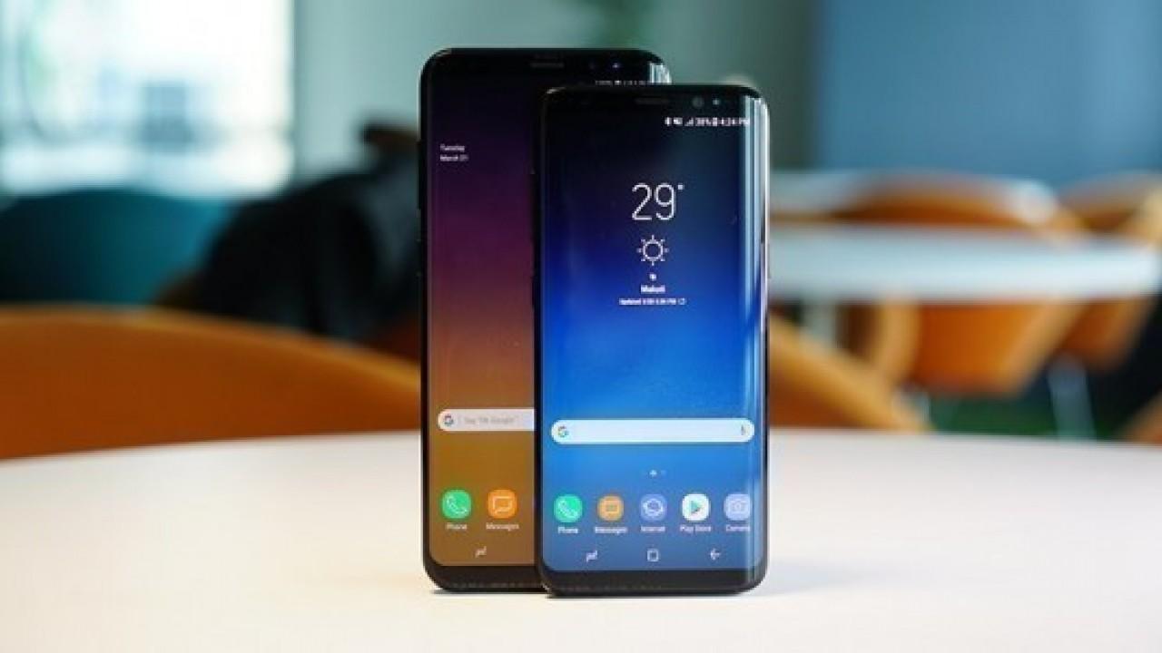 Galaxy S8 ile Galaxy S8+'da tek elle kullanımı nasıl aktif edebiliriz?