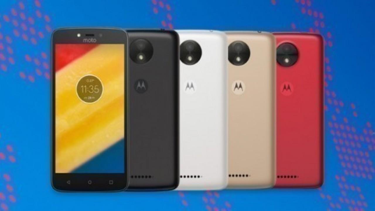 Motorola'dan Giriş Seviye İki Yeni Akıllı Telefon Duyurusu Geldi