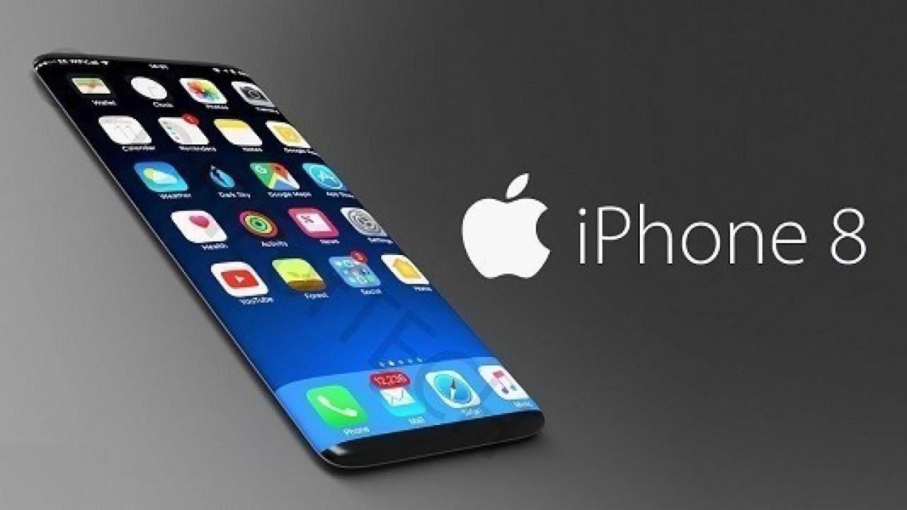 Yeni iPhone 8 Konsept Görüntüleri Yayınlandı