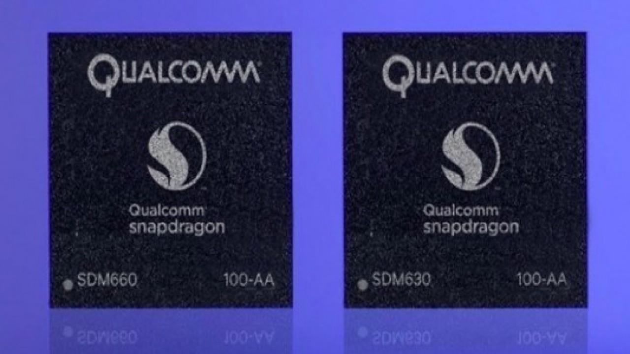Qualcomm, Snapdragon 660 ve Snapdragon 630 Yongalarını Duyurdu
