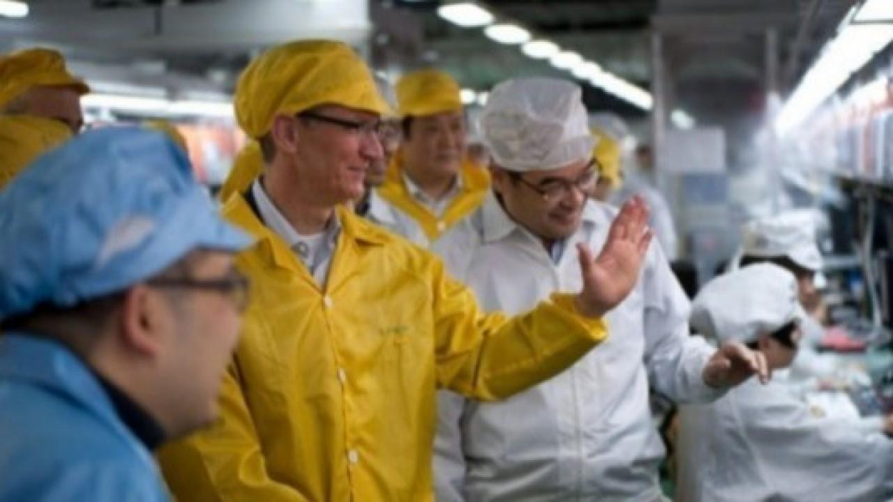 İphone Üreticisi Foxconn, ABD'nin Wisconsin Eyaletinde Fabrika Kuruyor Olabilir