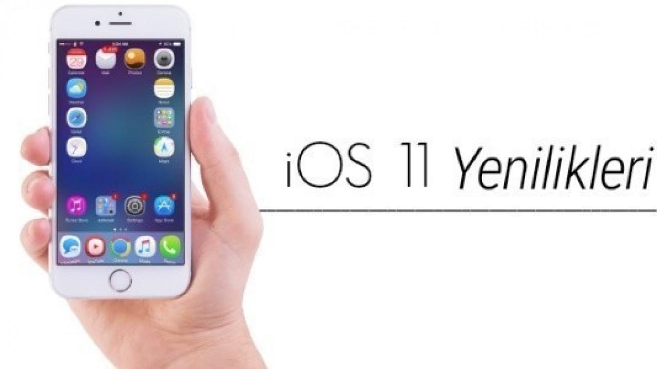 IOS 11, Siri, Apple Pay, Fotoğraflar ve Çok Daha Fazla Geliştirme ile Duyuruldu