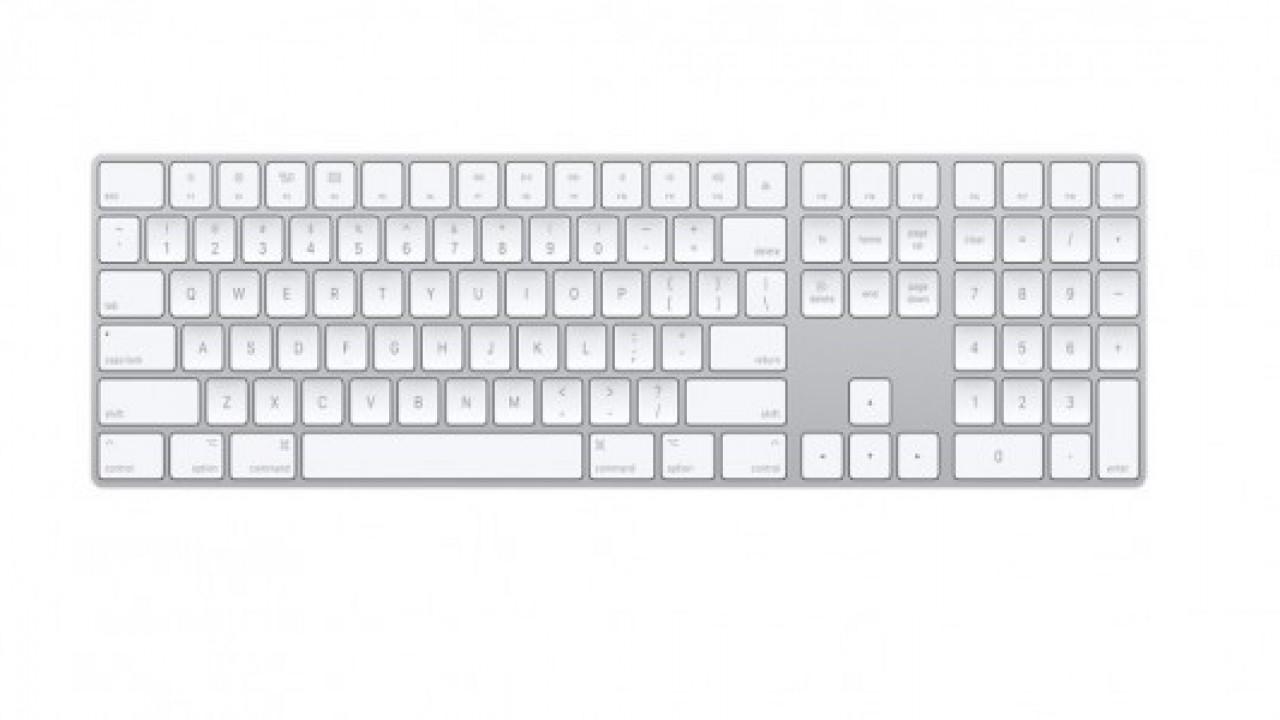 Apple yeni klavyesini tanıttı: Magic Keyboard