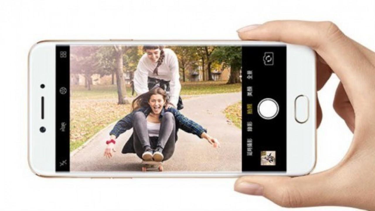 Yeni Oppo A77'den ilk görüntüler geldi