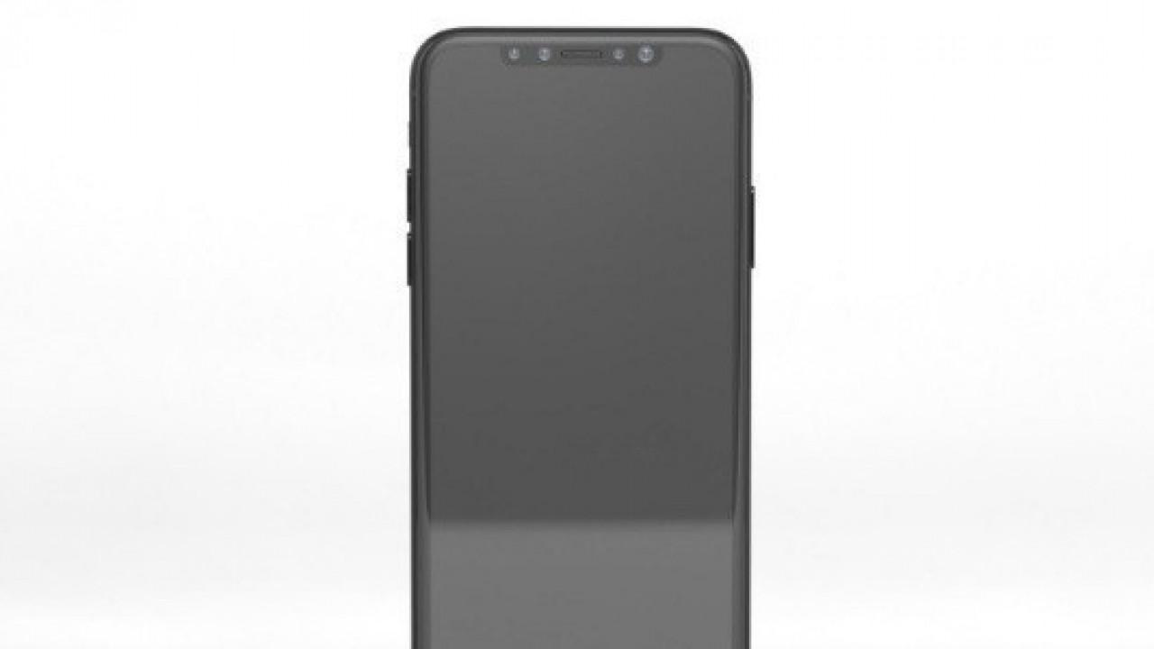 Yeni iPhone 8 Görüntüleri, Alışılmadık Derecede Büyük Güç Tuşuna İşaret Ediyor
