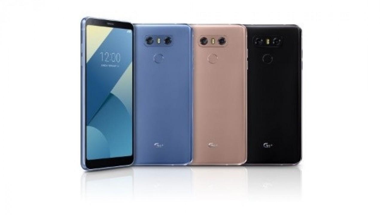 128GB Depolama Alanına Sahip LG G6+, ABD'de Satışa Sunuldu