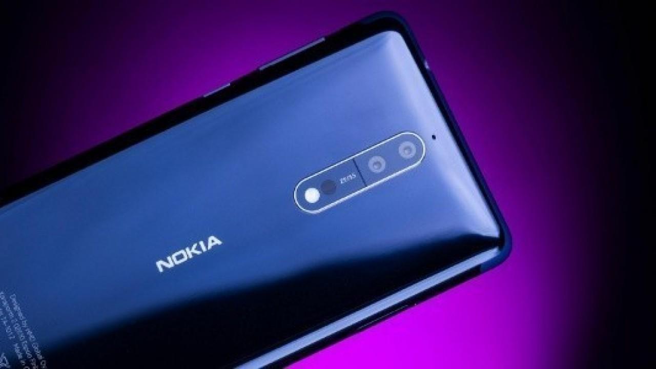 HMD, Nokia 8'den Daha Büyük Ekranlı Yeni Bir Akıllı Telefon Üzerinde Çalışıyor