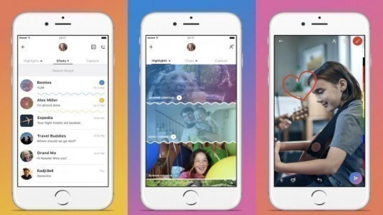 Skype, iOS'lu cihazlar için güncellendi