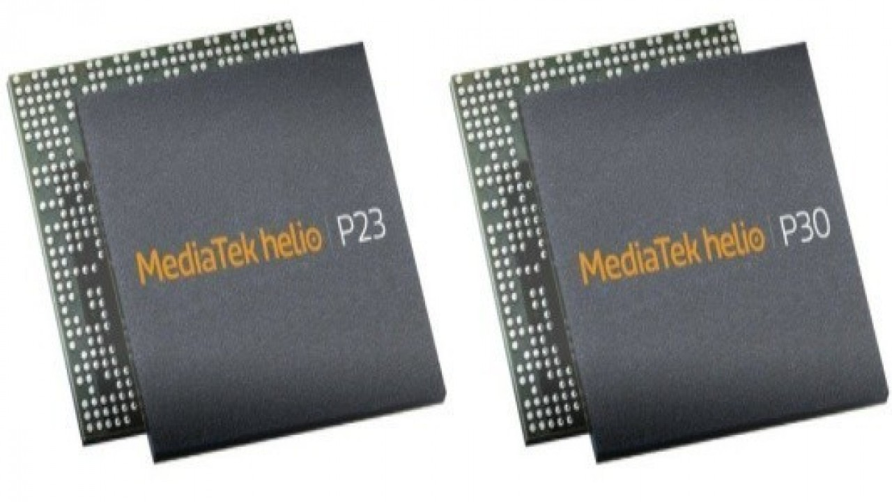 MediaTek Helio P30 ve P23, Gelişmiş Multimedya Özellikleriyle Geliyor