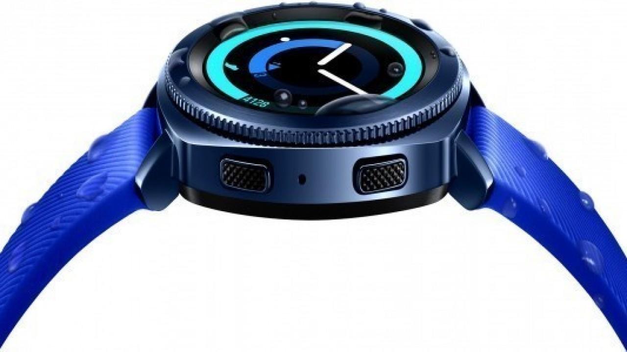 Samsung Galaxy Gear Sport IFA'da gün yüzüne çıktı