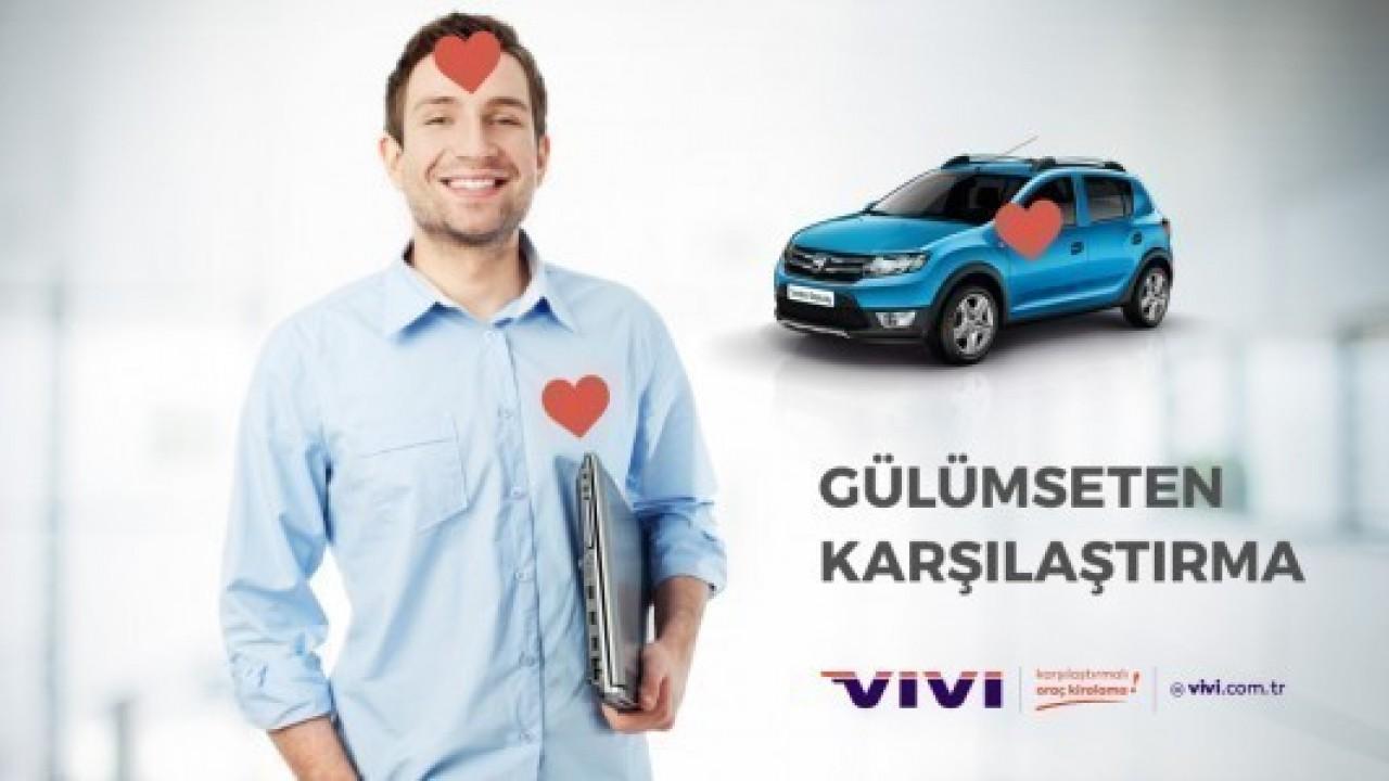 Rent a car sektörü bu platformda : Vivi