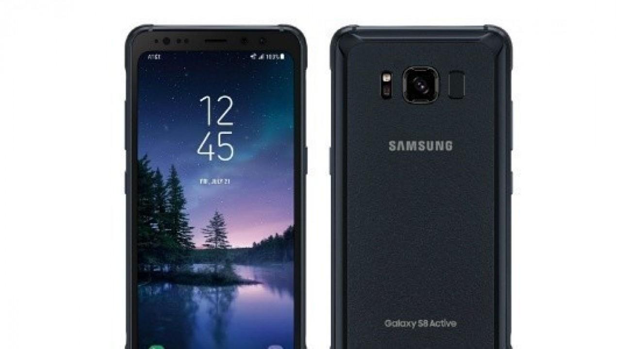 Galaxy S8 Active, Yarın AT&T için Ön Siparişe Çıkıyor