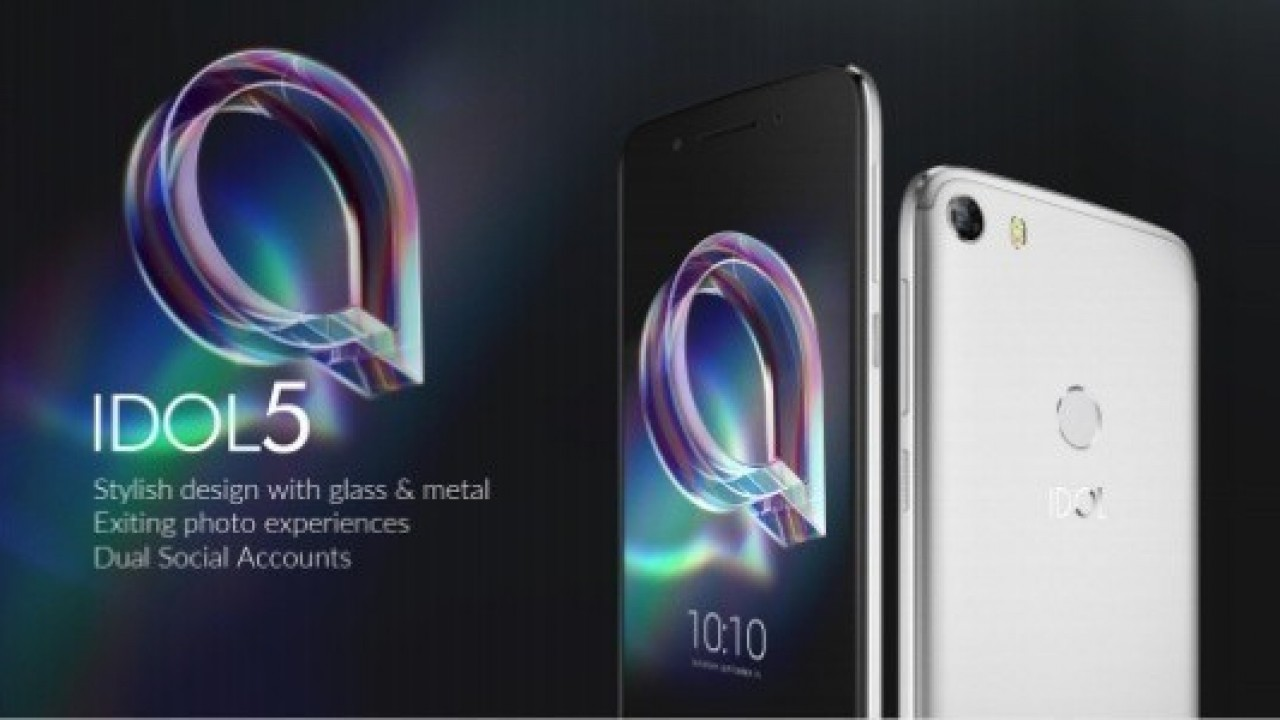 Alcatel IDOL 5 ve IDOL 5S Telefonları Duyurdu