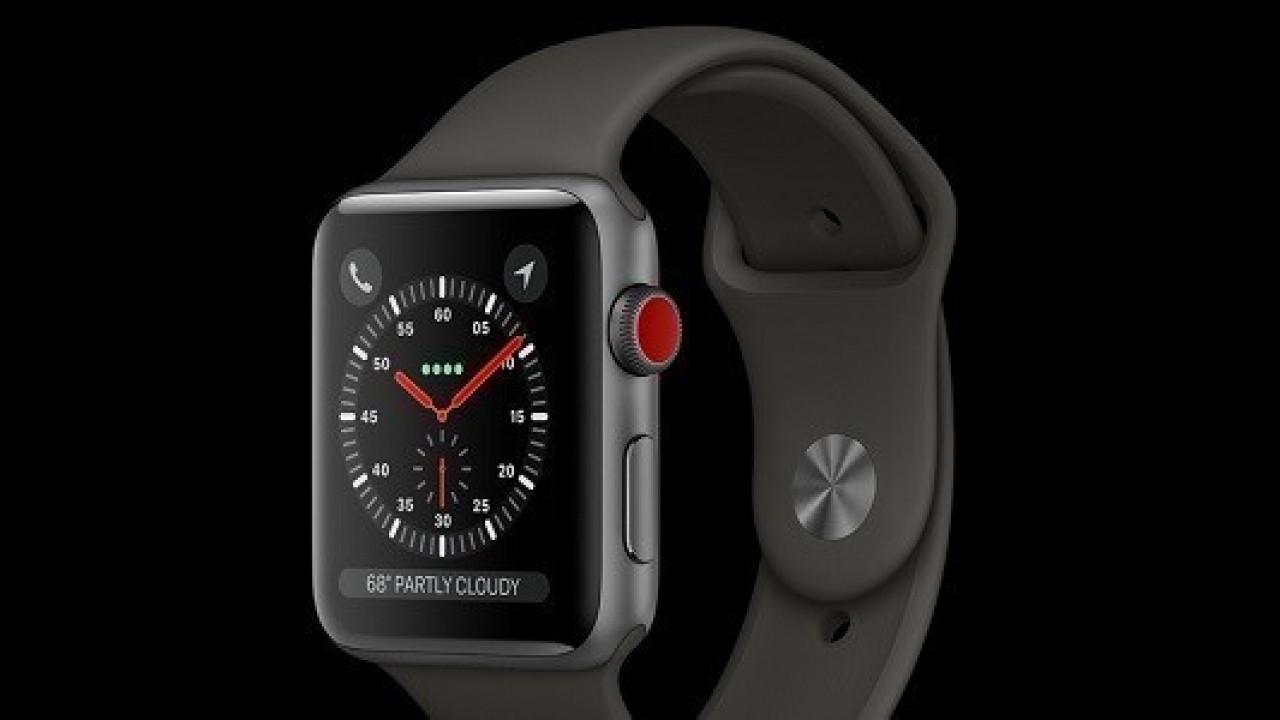 Apple Watch 3 Tanıtıldı