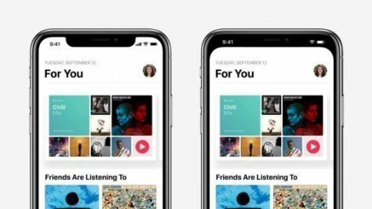 İphone X'in Çirkin Üst Çerçeve Görüntüsünden Kurtulmak Mümkün