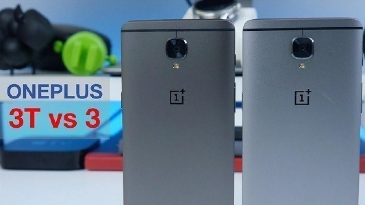 OnePlus 3 ve OnePlus 3T İçin Yeni Güncelleme Geldi
