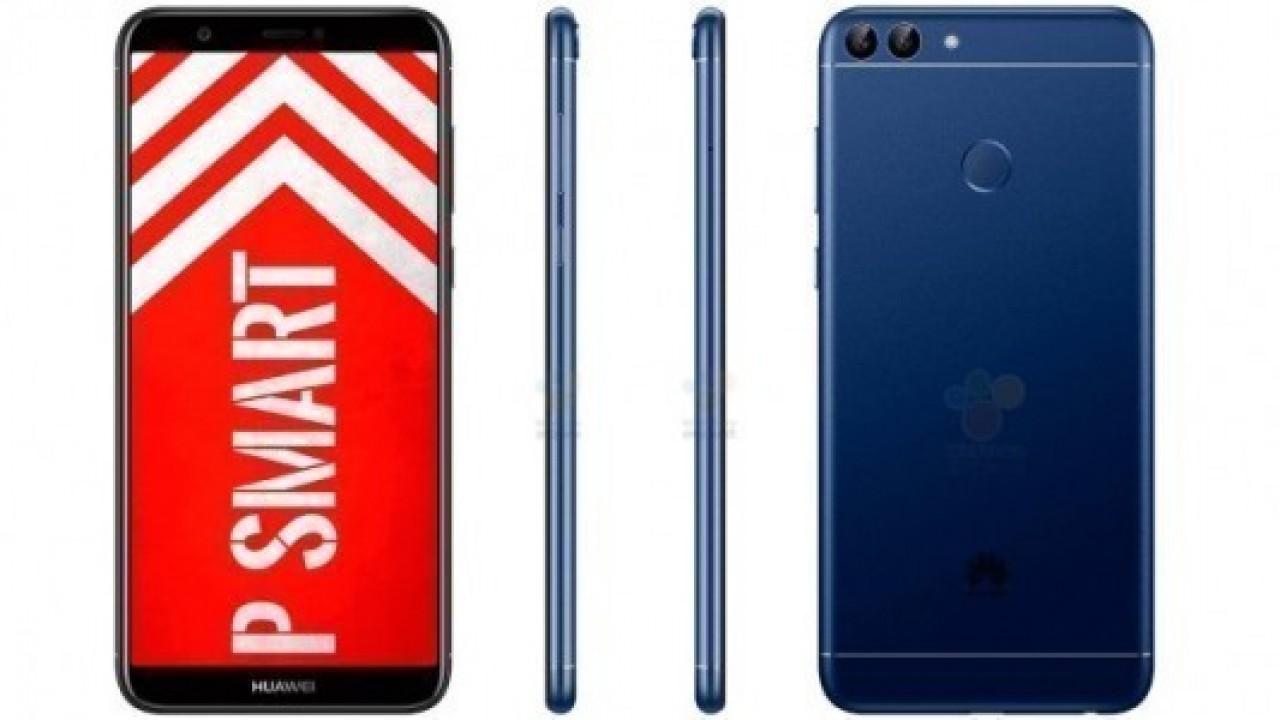 Huawei P Smart, Ocak ayında Avrupa'da