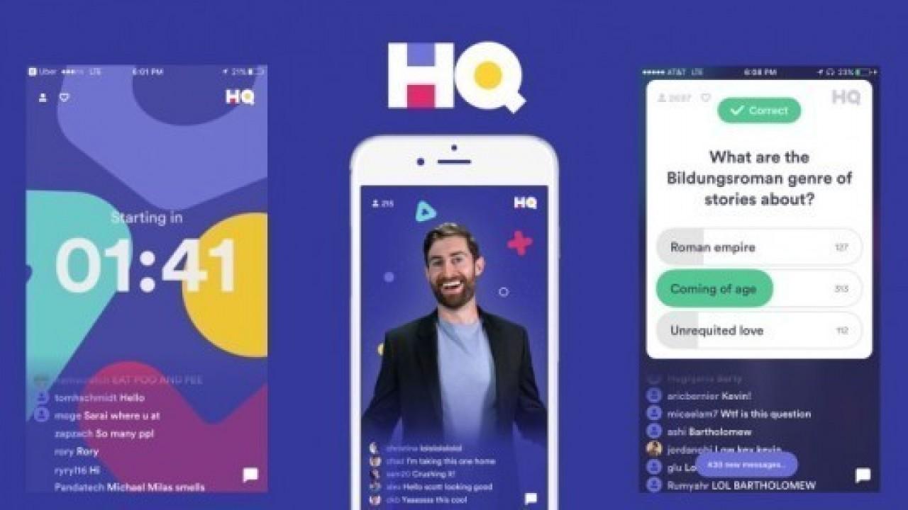HQ Trivia, iOS'un ardından Play Store'a merhaba dedi