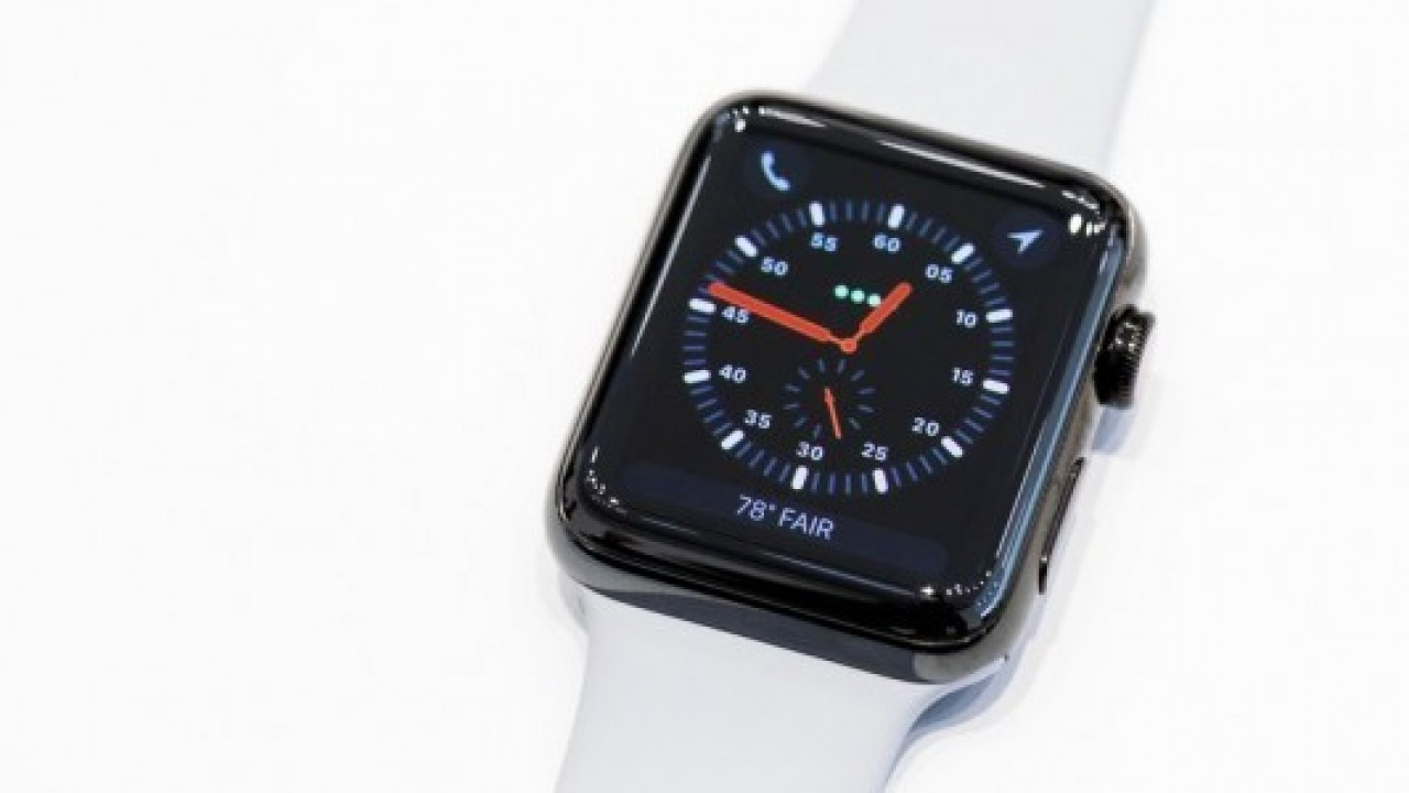 Apple, yeni yılı akıllı saat sahipleriyle böyle kutladı