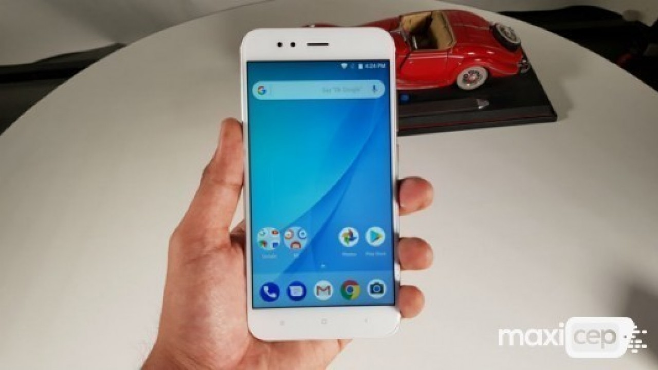 Xiaomi Mi A1 için yeniden Oreo güncellemesi yayınlandı