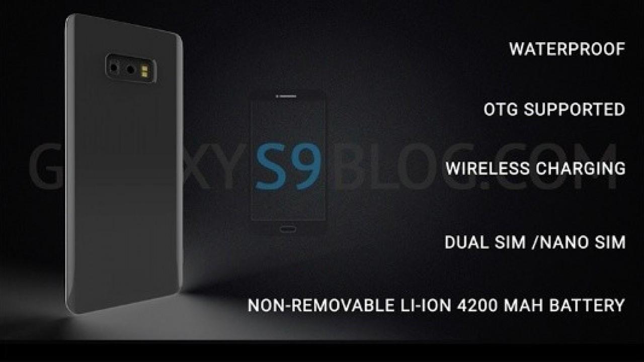Galaxy S9 ve Galaxy S9+ Batarya Kapasiteleri Doğrulandı