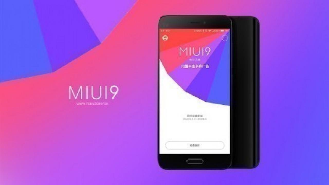MIUI 9 güncellemesi alacak, Xiaomi modelleri açıklandı