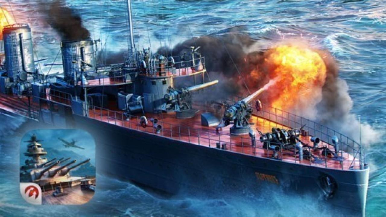 World of Warships, iOS ile Android'li cihazlara merhaba dedi