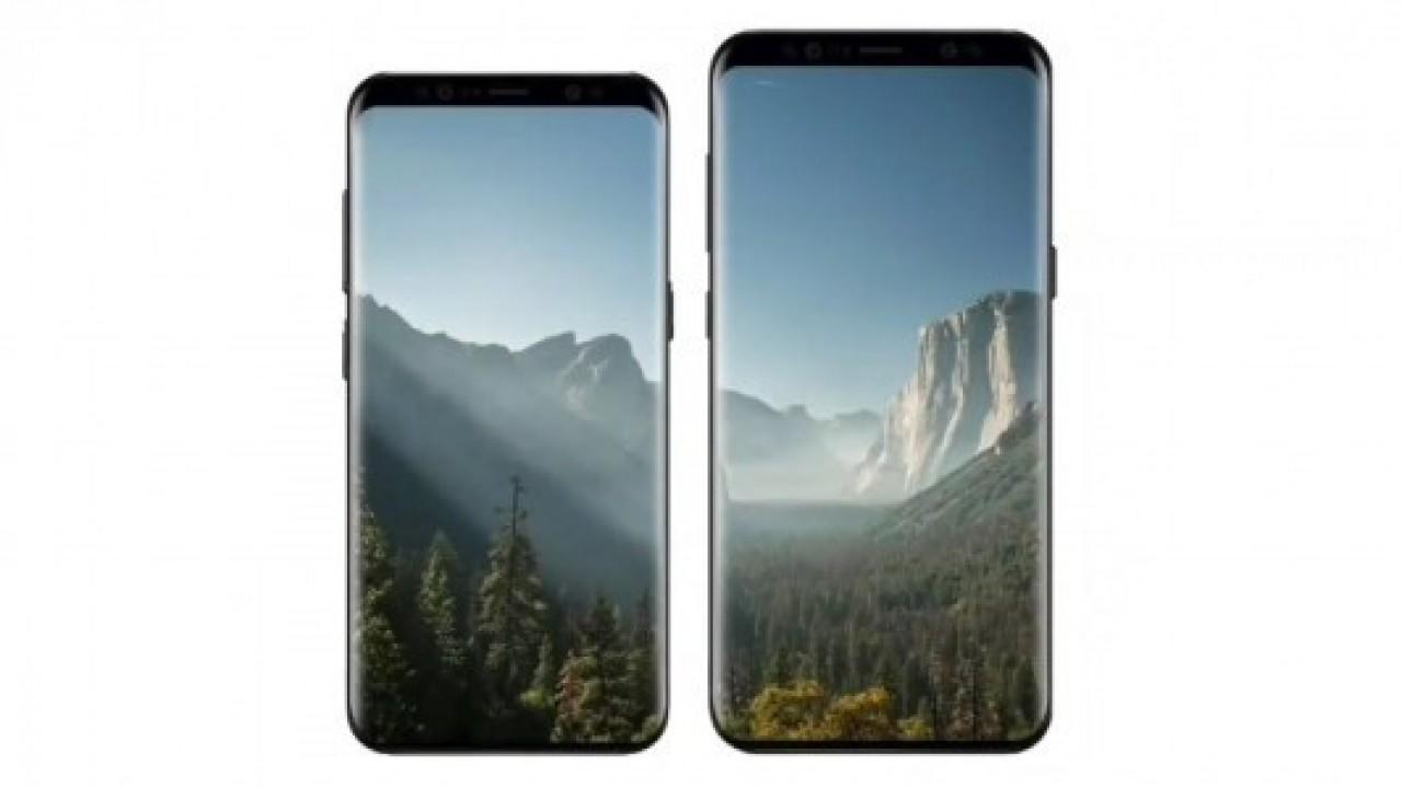 Galaxy S9 Plus'a ait olduğu öne sürülen ilk görüntü