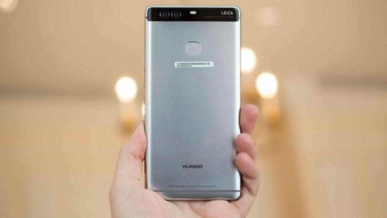 Huawei P9'a kamera odaklı güncelleme geldi