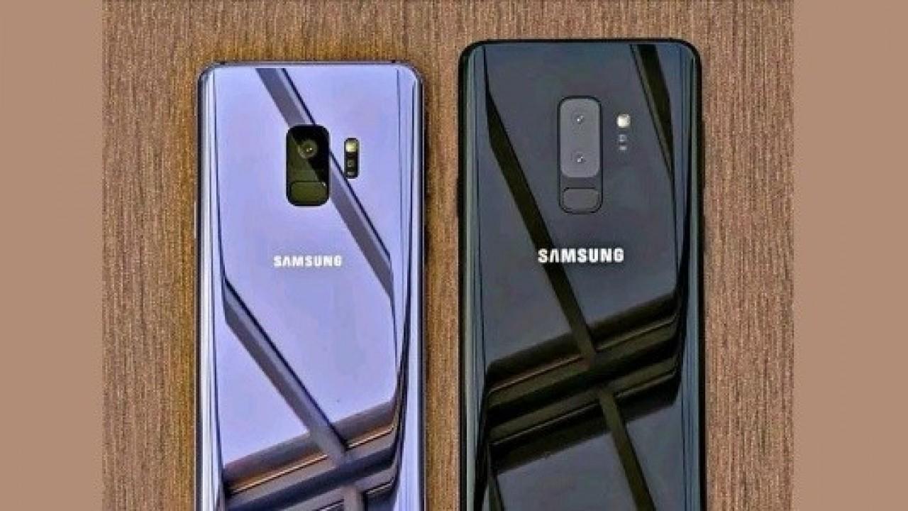 Samsung Galaxy S9'un Maketi Kısa Bir Videoda Ortaya Çıktı