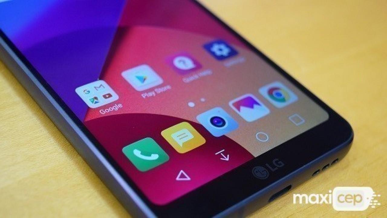 LG Yetkilisi LG G7 İçin Her Şeyin Yolunda Gittiğini Söyledi