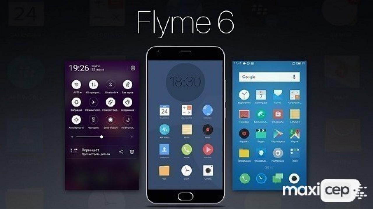 Meizu Tarafından Geliştirilen Flyme 7 Arayüzü 24 Şubatta Tanıtılabilir