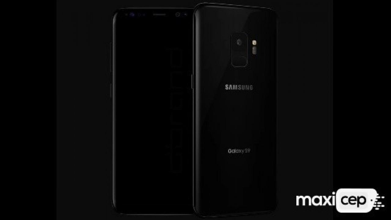 Galaxy S9 ve S9+'ın Yeni Görüntüleri Ortaya Çıktı