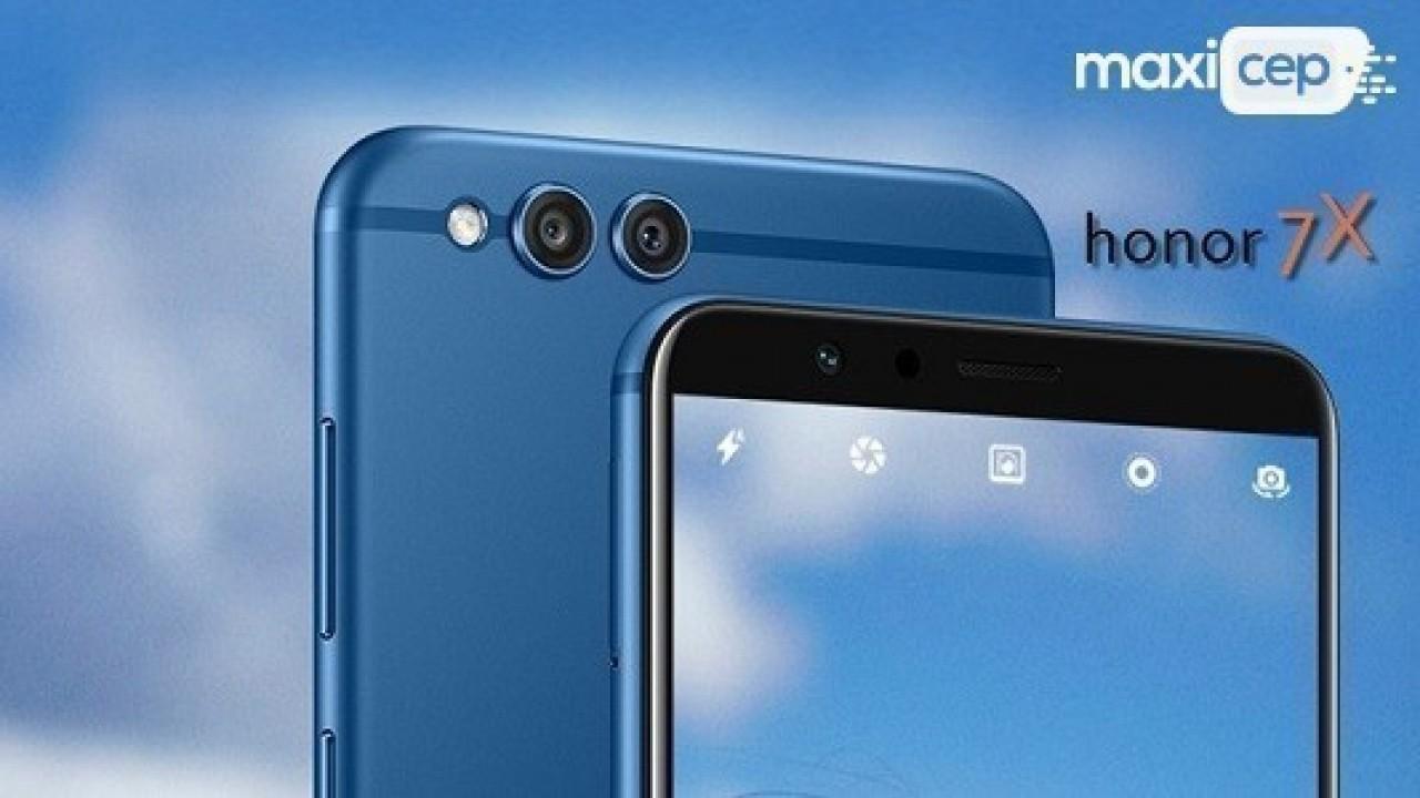 Huawei Honor 7X İçin Yüz Tanıma ve AR Lens Özellikleri Bulunan Yeni Bir Güncelleme Geldi
