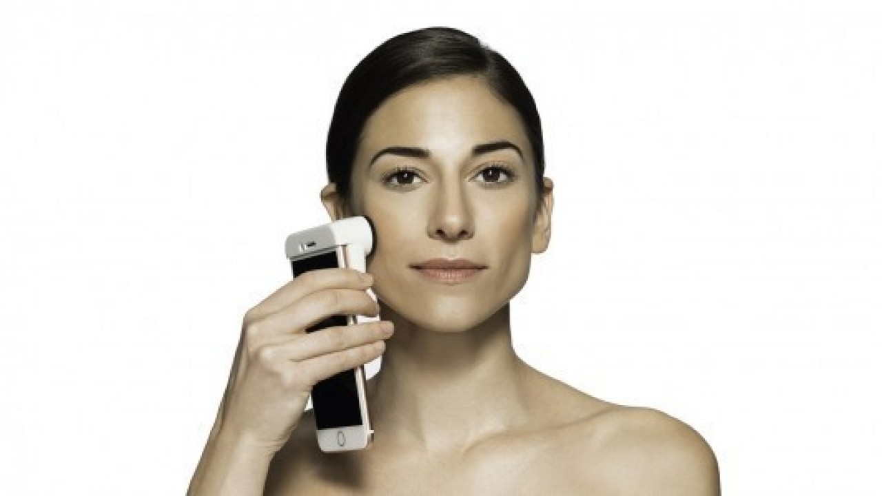 Neutrogena, iPhone'lar ile cilt analizi yapacak