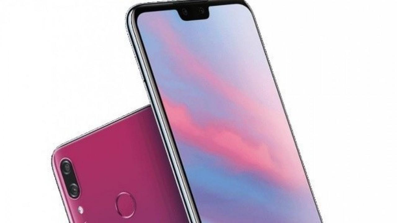 Huawei Y9 2019, 6.5 inç Ekran ve Kirin 710 Yonga Seti ile Duyuruldu
