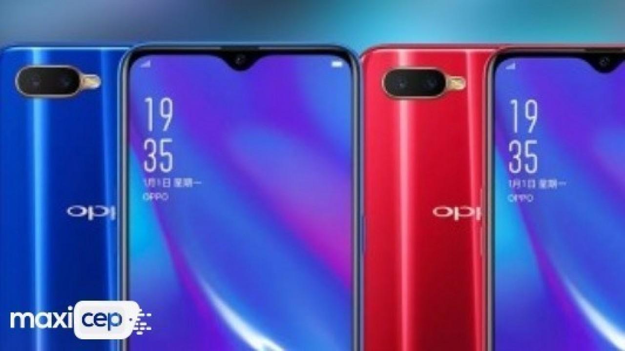 Oppo K1, Ekran İçi Parmak İzi Tarayıcı ile Resmi Olarak Duyuruldu
