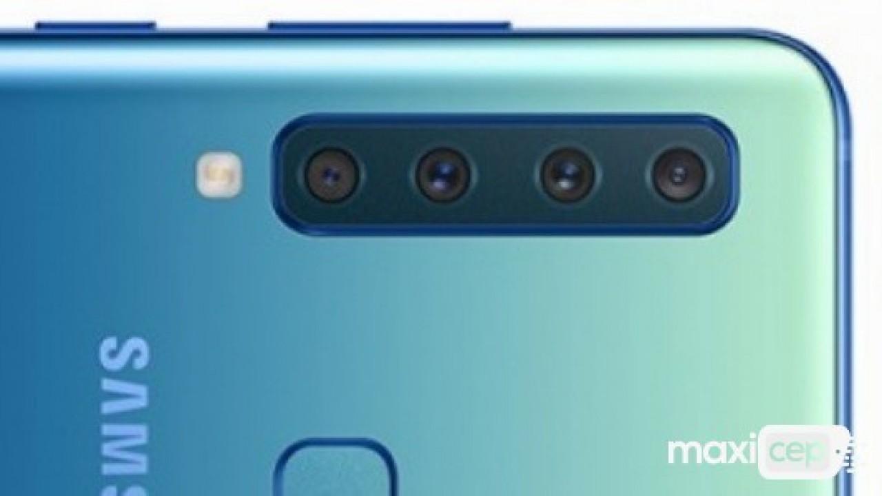 Galaxy A9 (2018) Dünyanın İlk Dört Arka Kameralı Telefonu Olarak Duyuruldu
