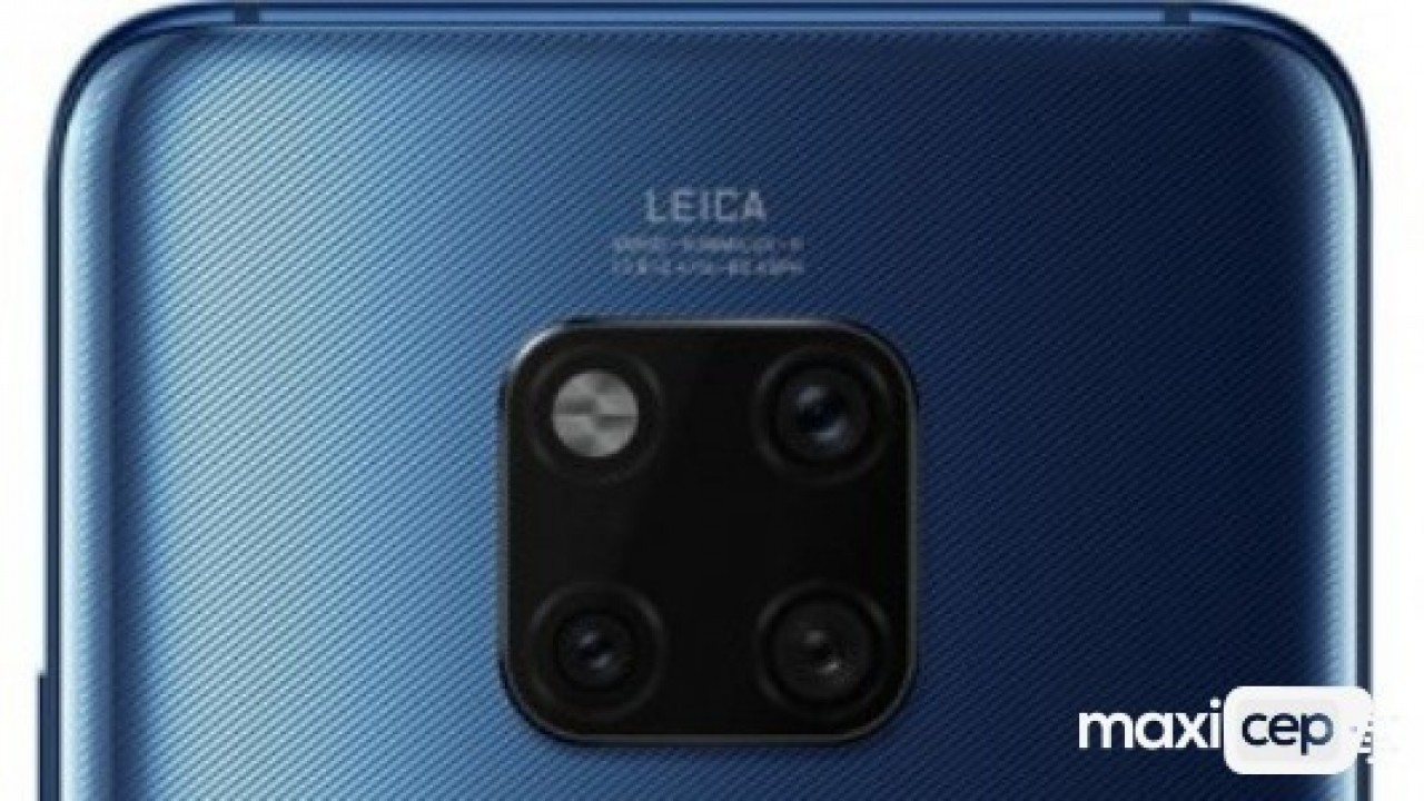 Huawei Mate 20 Pro Tüm Detayları ile Sızdırıldı