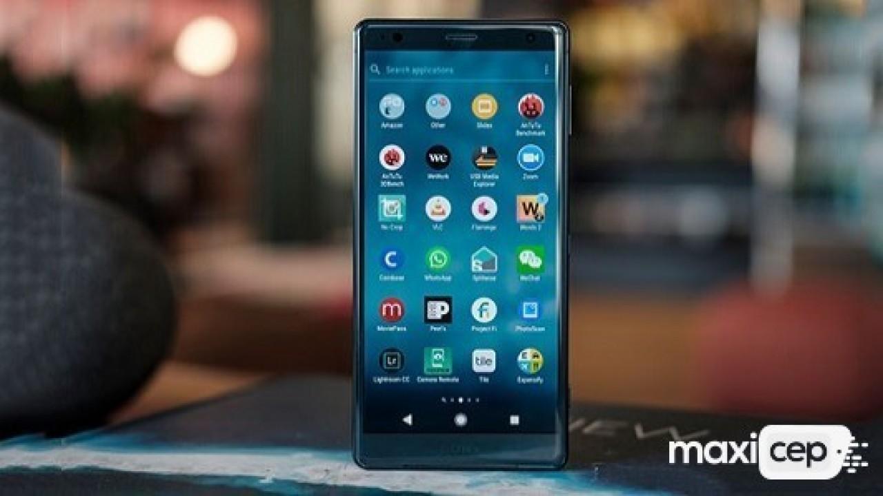 Sony Xperia XZ2 Android 9 Pie Güncellemesi Yayınlandı