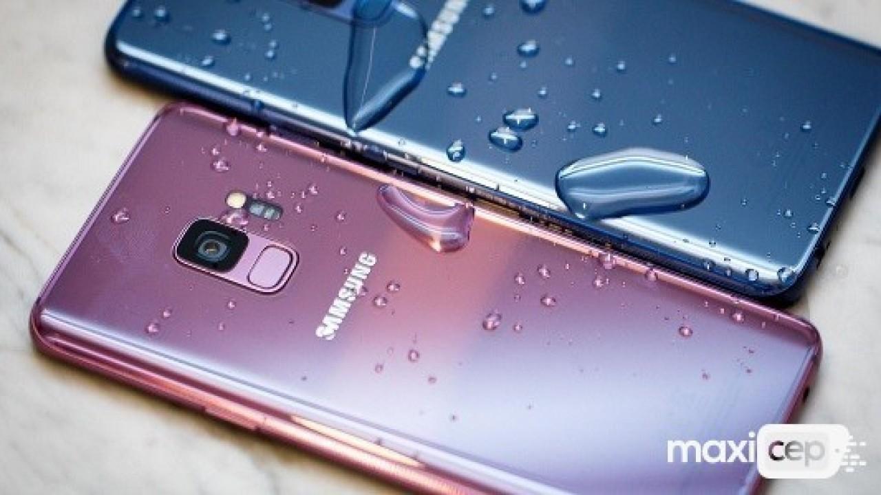 Samsung Galaxy S9 ve S9 Plus İçin Kamera Güncellemesi Yayınlandı