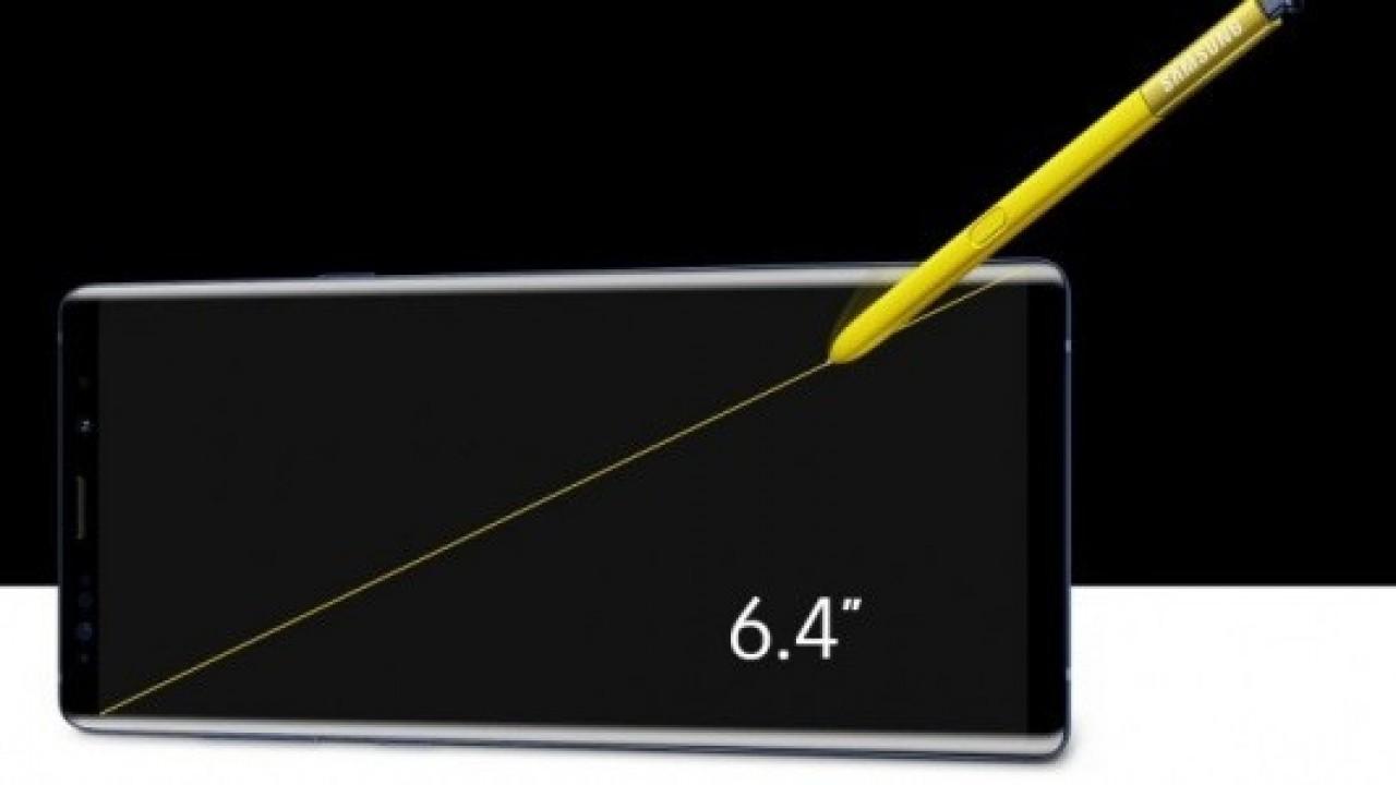 Samsung Galaxy Note 10, 6.66 inç Ekrana Sahip Olacak